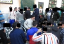 حجت الاسلام والمسلمین تهامی :درجمع ملاقات زندانیان ، با تمام تلاش جهت رفع مشکلات  زندانیان  اقدام لازم را بعمل می آورم