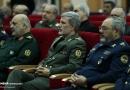 تصاویر مراسم تکریم و معارفه مدیر عامل سازمان صنایع هوایی وزارت دفاع