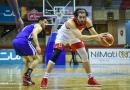 تصاویر دیدار تیم های بسکتبال مهرام تهران و پتروشیمی بندرامام