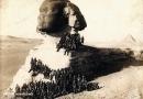 تصاویر عکس هایی از ۱۰۰ سال قبل جهان