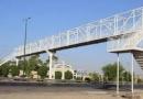 نصب ۳۴ پل عابر پیاده در قم طی سال ۹۸