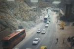 ترافیک بازگشت از مهران نیمه سنگین و در برخی مقاطع سنگین است