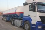 توقیف تریلی حامل 29هزار لیتر گازوئیل قاچاق