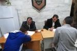 دیدار مسئولین کنسولی سفارت افغانستان از زندانیان تبعه افغان در زندانهای قم