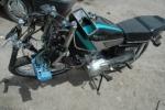 4 مجروح بر اثر برخورد 2 دستگاه موتورسیکلت