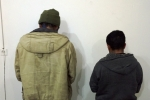 سارقان منزل در  - بیرجند -  دستگیر شدند