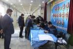 حضورپرشور زندانیان، کارکنان  وسربازان وظیفه زندانهای قم در انتخابات مجلس شورای اسلامی ومجلس خبرگان رهبری