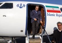 تصاویر سفر معاون رئیس جمهور به سنندج