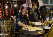 تصاویر نمایشگاه اقوام و عشایر ایرانی در اراک