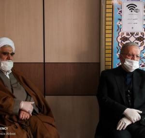 تصاویر مراسم بزرگداشت حسین شیخ الاسلام