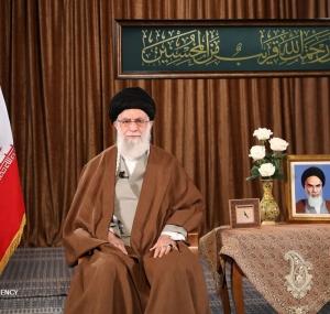 تصاویر سخنان رهبر معظم انقلاب اسلامی به مناسبت عید مبعث و سال نو