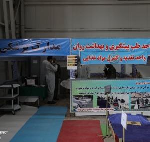 تصاویر مجتمع بیمارستانی و نقاهتگاه ۲۰۰۰ تختخوابی شهید دکتر هجرتی