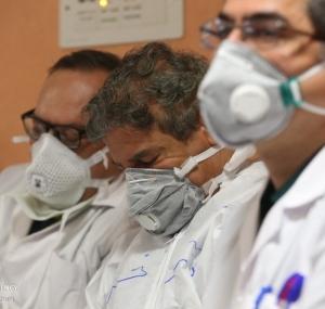 تصاویر اهدای پلاسما به مبتلایان کرونا در بیمارستان مسیح دانشوری