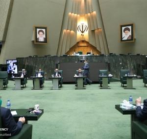 تصاویر جلسه رسیدگی به وضعیت معیشتی اقشار آسیب پذیر از شیوع کرونادر مجلس