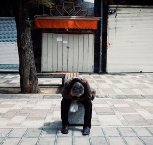 تصاویر بازار همدان دوشنبه ۱۸ فروردین ۹۹