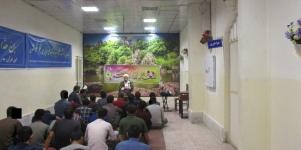 حجت السلام بیگدلی در مراسم ولادت پیامبر اکرم (ص):خداوند دعای دلهای شکسته را زودتر اجابت می کند