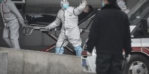 تصاویر شیوع ویروس کرونا در چین